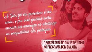 Promoção Dia Dos Namorados 98.1 Ivinhema