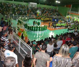 Ginásio Favo de Mel em Fátima do Sul recebe a partir de hoje